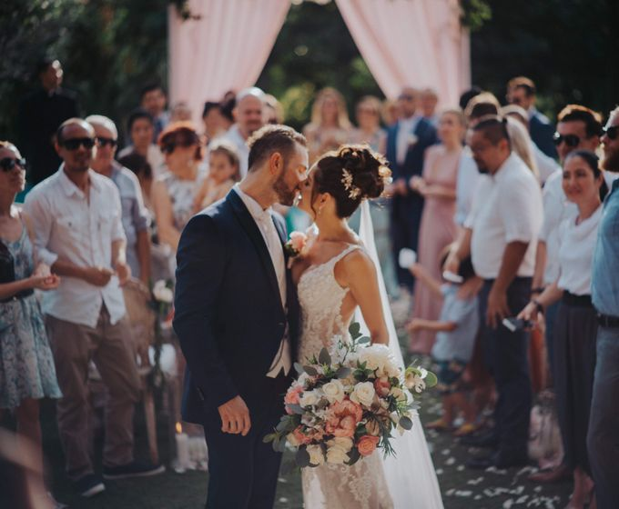Wedding Of Laury & Stephane by Lily Wedding Services - 009