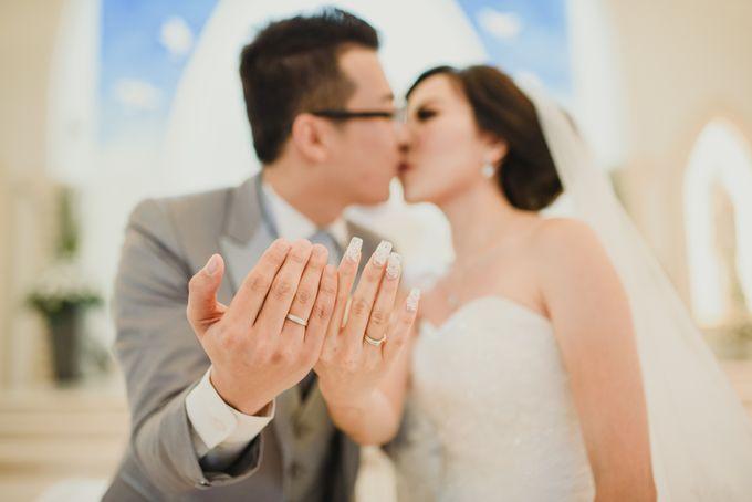 Willy & Ella Wedding at Phalosa Villa by Bali Wedding Planner - 011