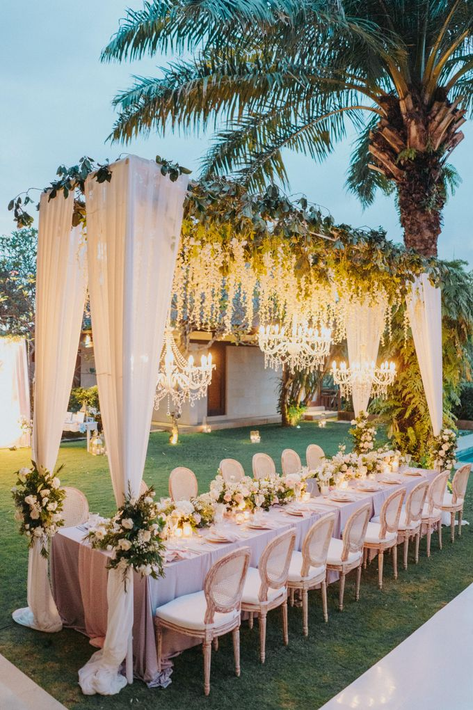 Wedding Of Laury & Stephane by Lily Wedding Services - 013