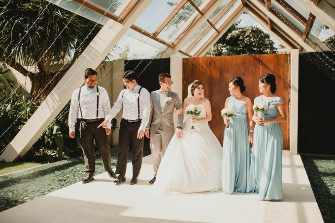 Willy & Ella Wedding at Phalosa Villa by Bali Wedding Planner - 012