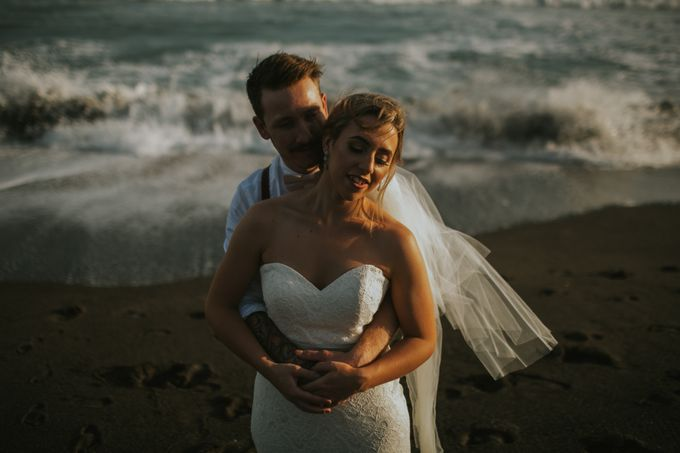 Wedding of Tahlia & Chris by Lily Wedding Services - 012