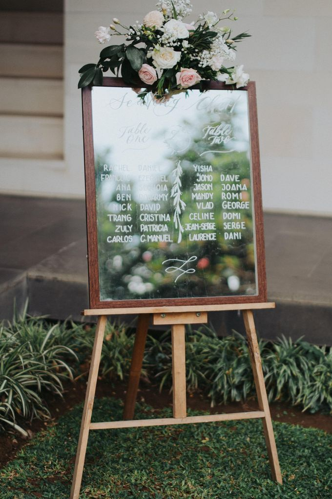 Wedding Of Laury & Stephane by Lily Wedding Services - 012