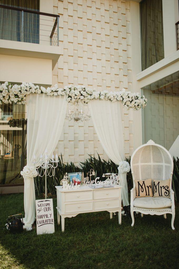 Willy & Ella Wedding at Phalosa Villa by Bali Wedding Planner - 013