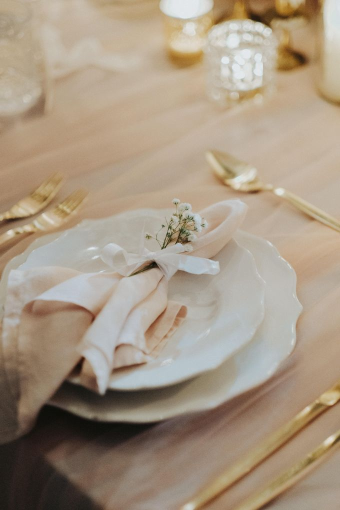 Wedding Of Laury & Stephane by Lily Wedding Services - 017