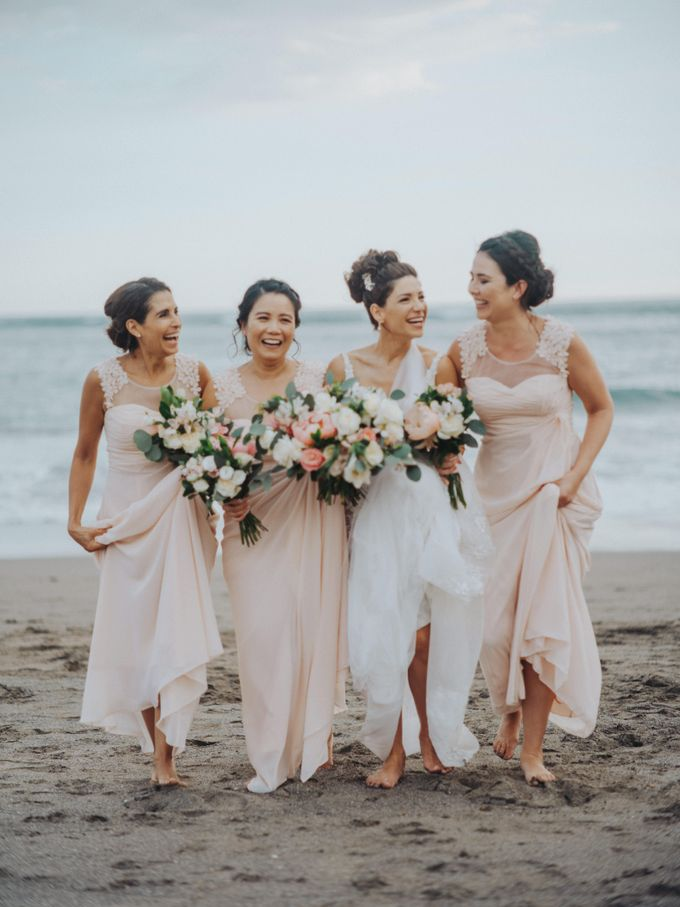 Wedding Of Laury & Stephane by Lily Wedding Services - 010