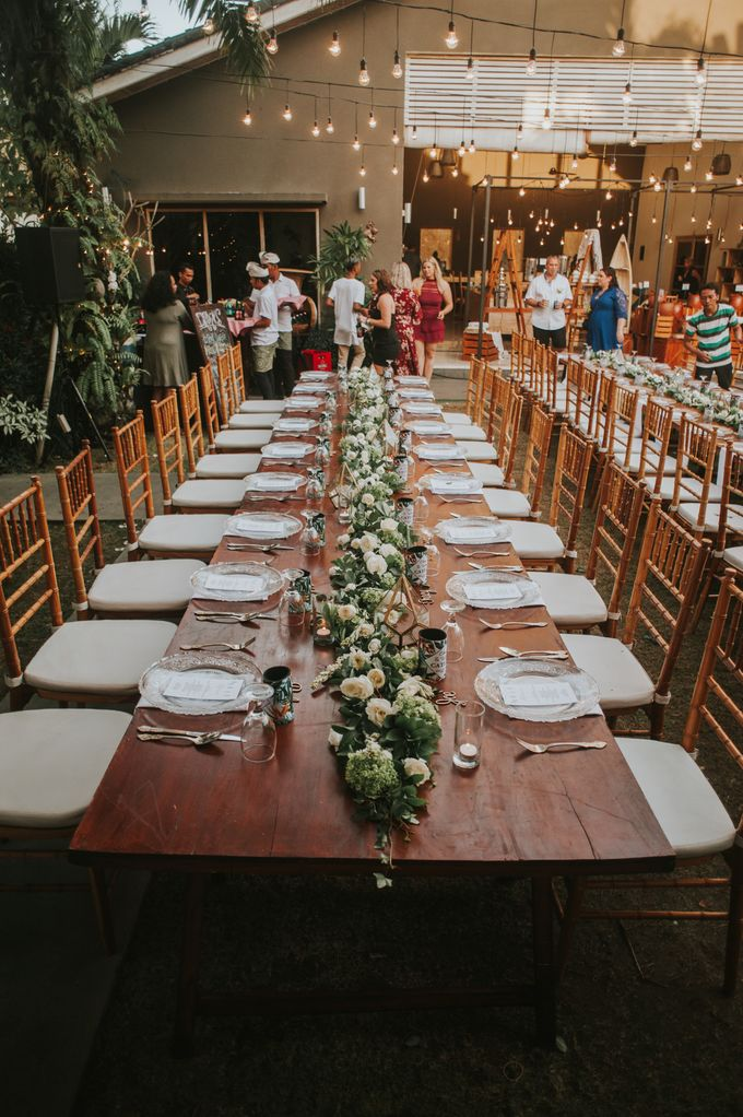 Wedding of Tahlia & Chris by Lily Wedding Services - 015