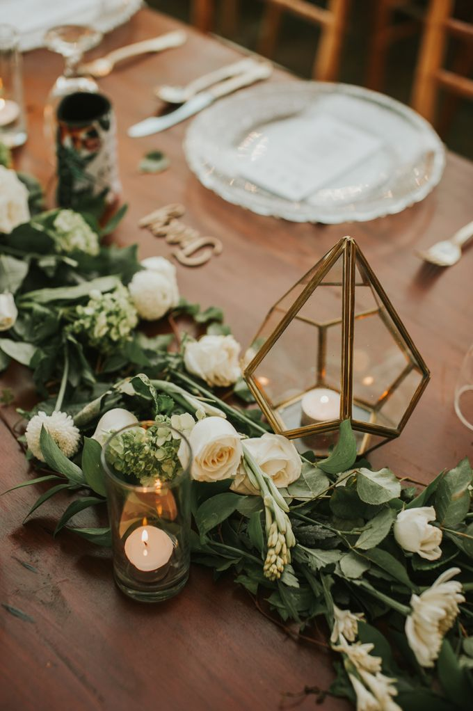 Wedding of Tahlia & Chris by Lily Wedding Services - 016