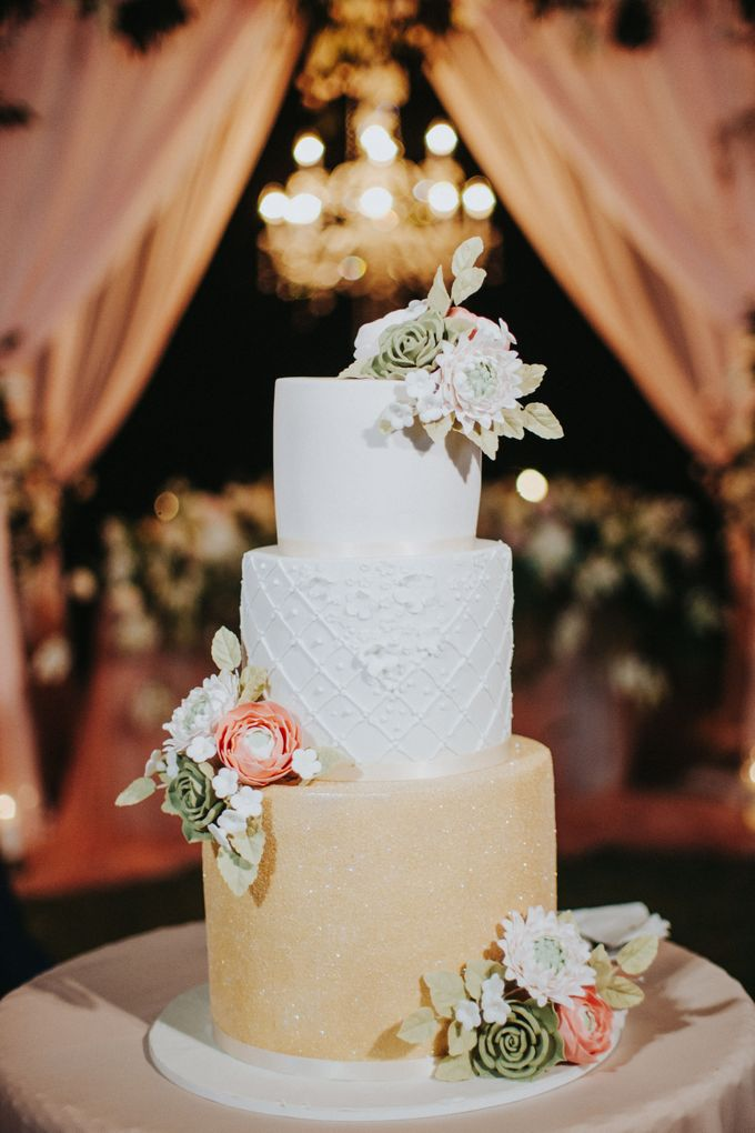 Wedding Of Laury & Stephane by Lily Wedding Services - 019