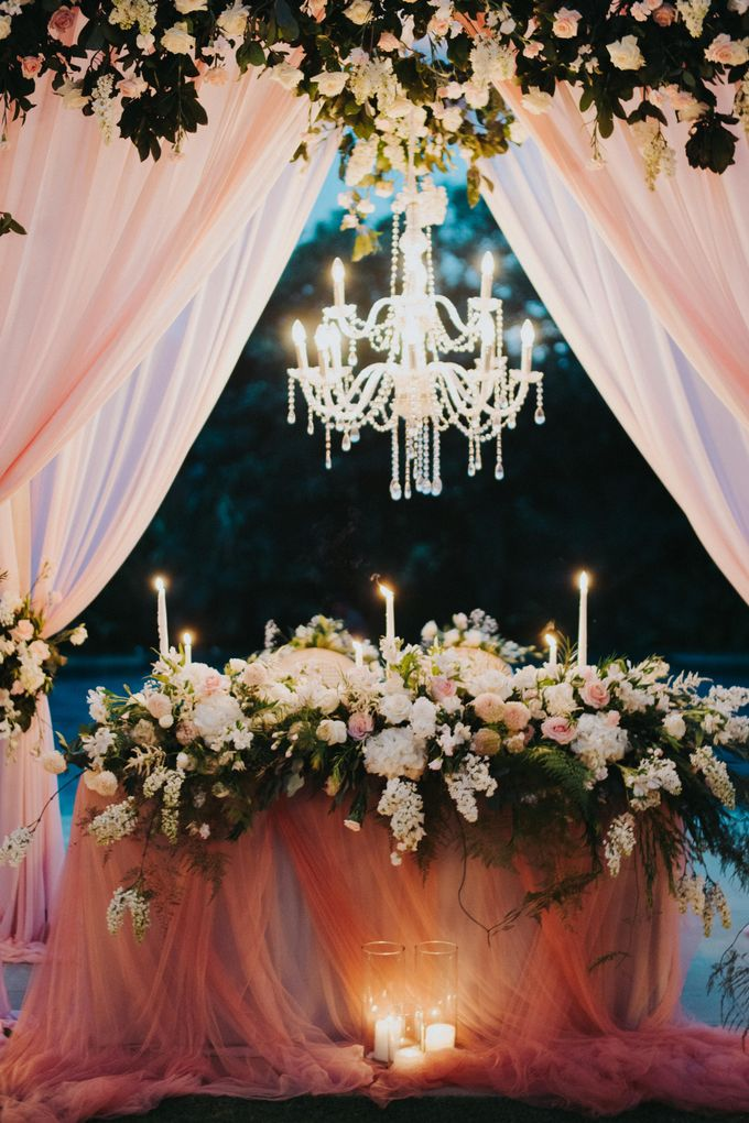 Wedding Of Laury & Stephane by Lily Wedding Services - 015
