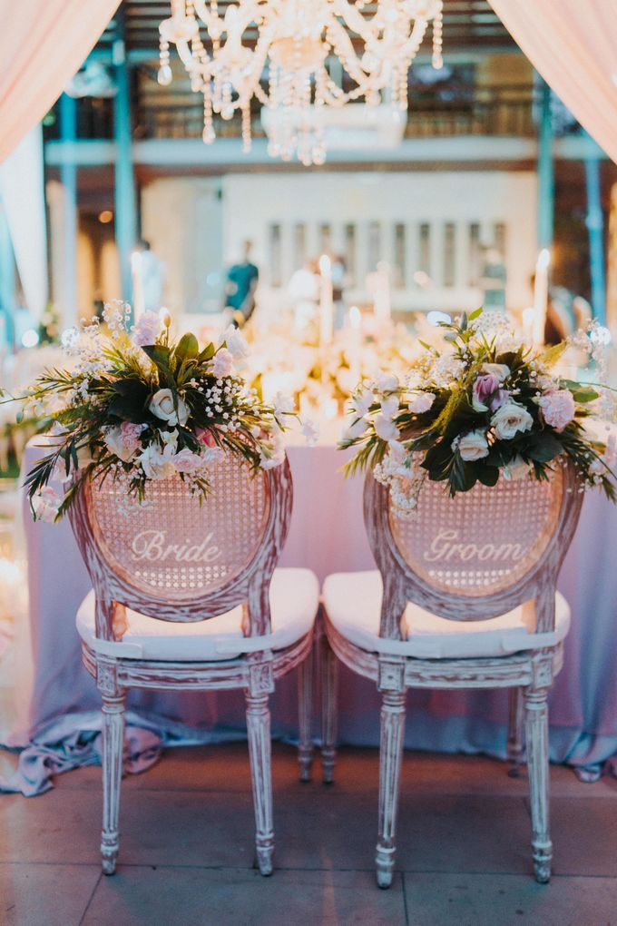 Wedding Of Laury & Stephane by Lily Wedding Services - 016