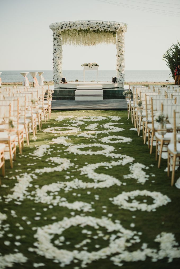 Willy & Ella Wedding at Phalosa Villa by Bali Wedding Planner - 022