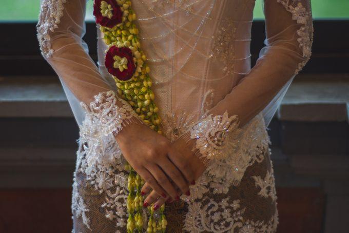 Rustic Theme Outdoor Wedding - Museum Indonesia TMII by AKSA Creative - 007