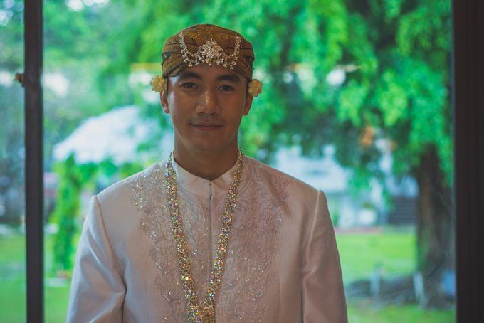 Rustic Theme Outdoor Wedding - Museum Indonesia TMII by AKSA Creative - 008