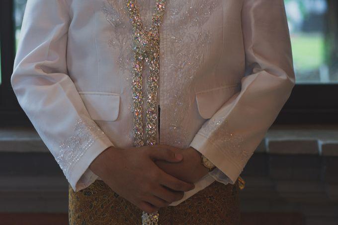 Rustic Theme Outdoor Wedding - Museum Indonesia TMII by AKSA Creative - 009