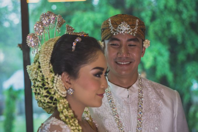 Rustic Theme Outdoor Wedding - Museum Indonesia TMII by AKSA Creative - 010
