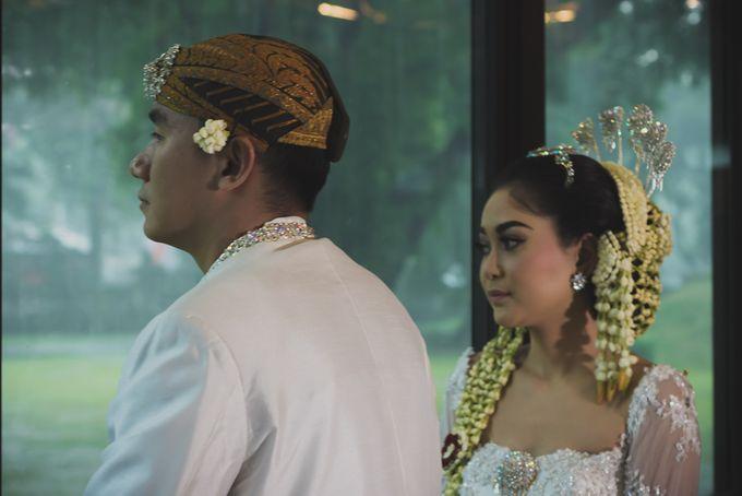 Rustic Theme Outdoor Wedding - Museum Indonesia TMII by AKSA Creative - 011