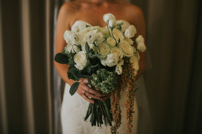 Wedding of Tahlia & Chris by Lily Wedding Services - 003