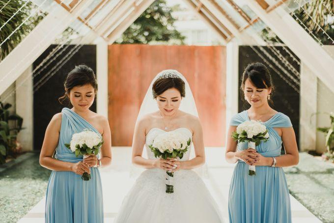 Willy & Ella Wedding at Phalosa Villa by Bali Wedding Planner - 003