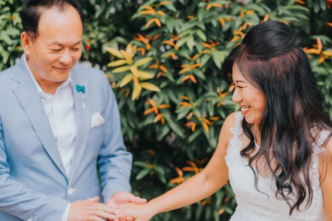 Mr & Mrs Ow 30th Anniversary shoot by Rosette Designs & Co - 007
