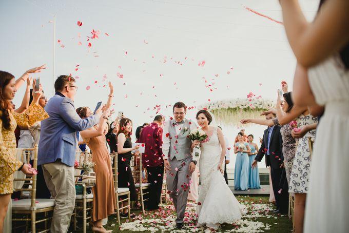 Willy & Ella Wedding at Phalosa Villa by Bali Wedding Planner - 029