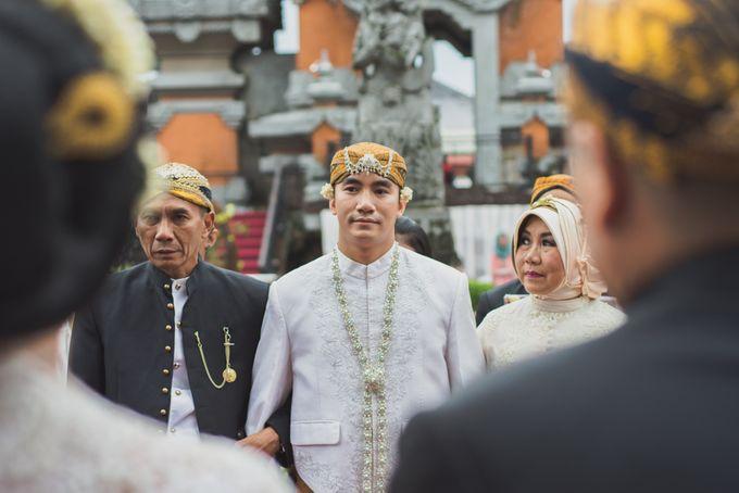 Rustic Theme Outdoor Wedding - Museum Indonesia TMII by AKSA Creative - 014