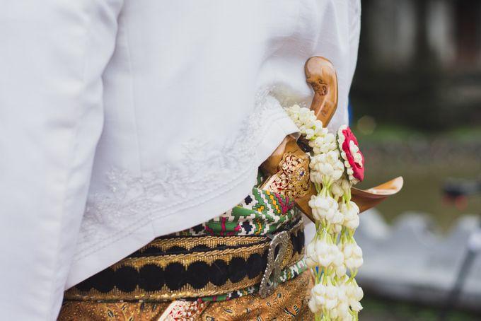Rustic Theme Outdoor Wedding - Museum Indonesia TMII by AKSA Creative - 016