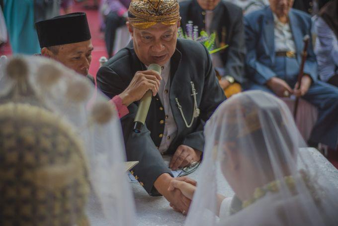Rustic Theme Outdoor Wedding - Museum Indonesia TMII by AKSA Creative - 021