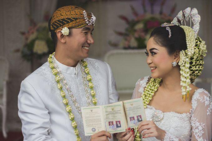 Rustic Theme Outdoor Wedding - Museum Indonesia TMII by AKSA Creative - 030