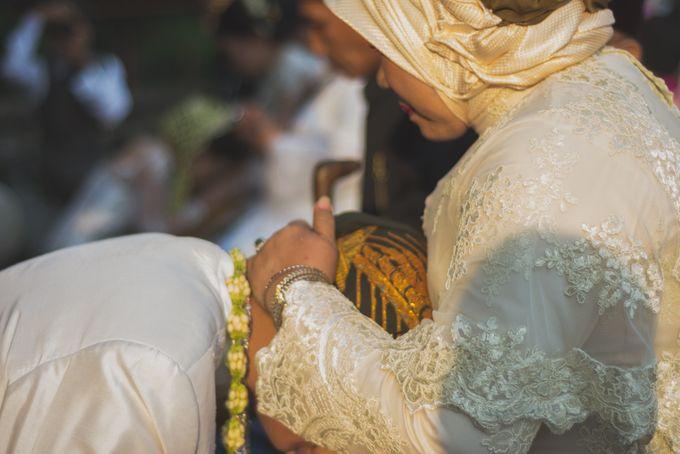 Rustic Theme Outdoor Wedding - Museum Indonesia TMII by AKSA Creative - 031