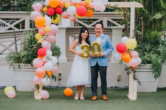 Mr & Mrs Ow 30th Anniversary shoot by Rosette Designs & Co - 008
