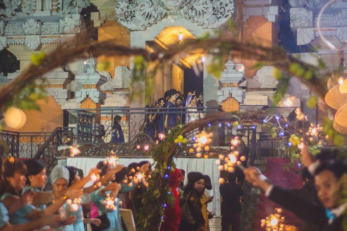 Rustic Theme Outdoor Wedding - Museum Indonesia TMII by AKSA Creative - 036