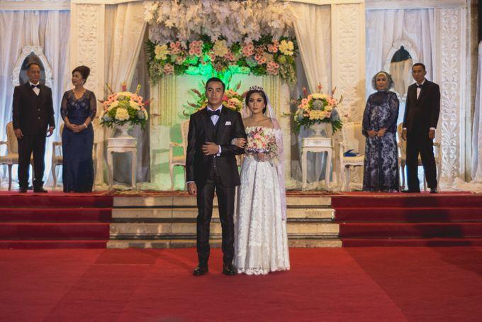Rustic Theme Outdoor Wedding - Museum Indonesia TMII by AKSA Creative - 039