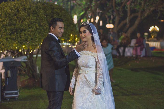 Rustic Theme Outdoor Wedding - Museum Indonesia TMII by AKSA Creative - 041
