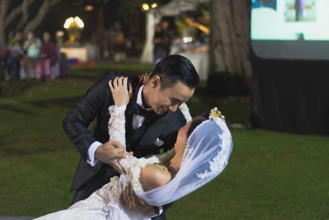 Rustic Theme Outdoor Wedding - Museum Indonesia TMII by AKSA Creative - 042