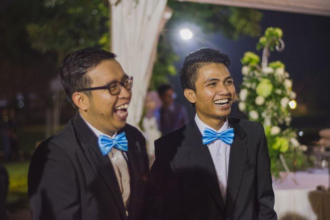 Rustic Theme Outdoor Wedding - Museum Indonesia TMII by AKSA Creative - 044