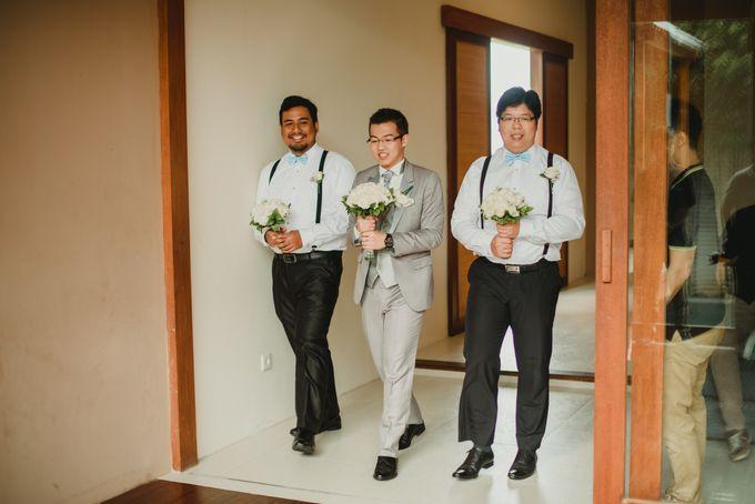 Willy & Ella Wedding at Phalosa Villa by Bali Wedding Planner - 005