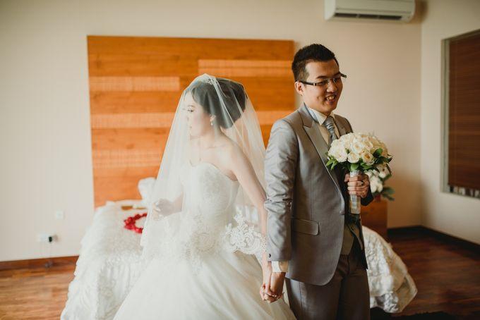 Willy & Ella Wedding at Phalosa Villa by Bali Wedding Planner - 007