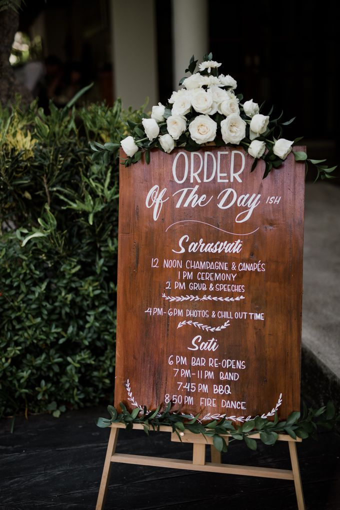 Wedding Vix & Nick by Lily Wedding Services - 007