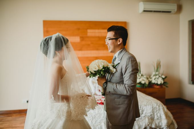 Willy & Ella Wedding at Phalosa Villa by Bali Wedding Planner - 008