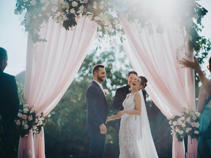 Wedding Of Laury & Stephane by Lily Wedding Services - 007