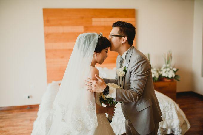Willy & Ella Wedding at Phalosa Villa by Bali Wedding Planner - 009
