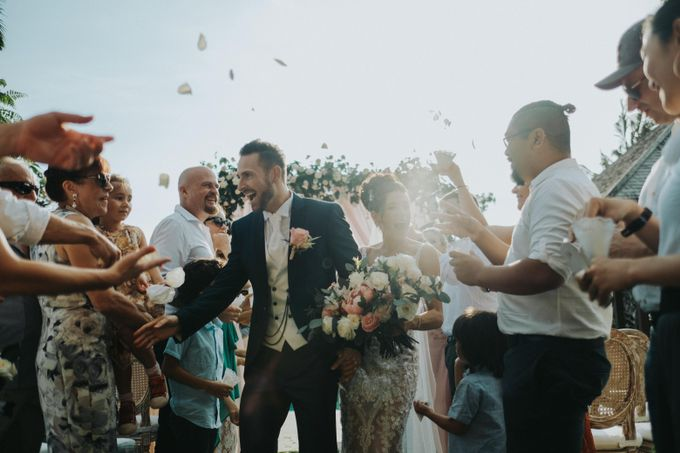 Wedding Of Laury & Stephane by Lily Wedding Services - 008