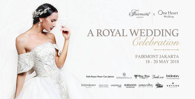 A Royal Wedding Celebration by Fairmont Jakarta - 001