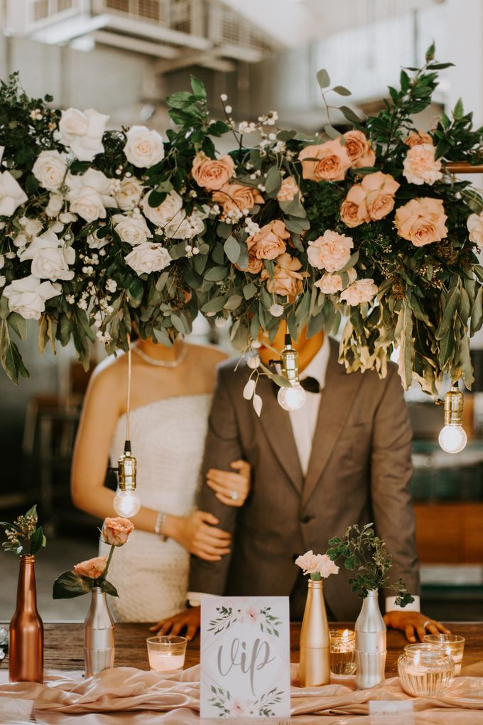 ROMANTIC INDUSTRIAL STYLED SHOOT WITH BRIDESTORY by French Toast Productions - 001