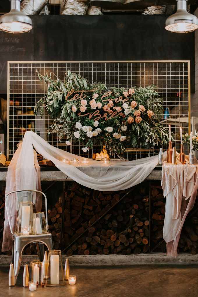 ROMANTIC INDUSTRIAL STYLED SHOOT WITH BRIDESTORY by LITTLE ISLAND BREWING CO. - 005