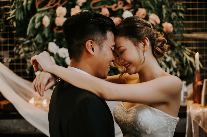 A Romantic Industrial Wedding by French Toast Productions - 009