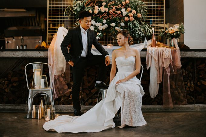 ROMANTIC INDUSTRIAL STYLED SHOOT WITH BRIDESTORY by French Toast Productions - 008