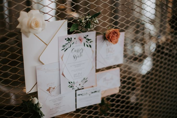 A Romantic Industrial Wedding by The Cat Carousel - 011