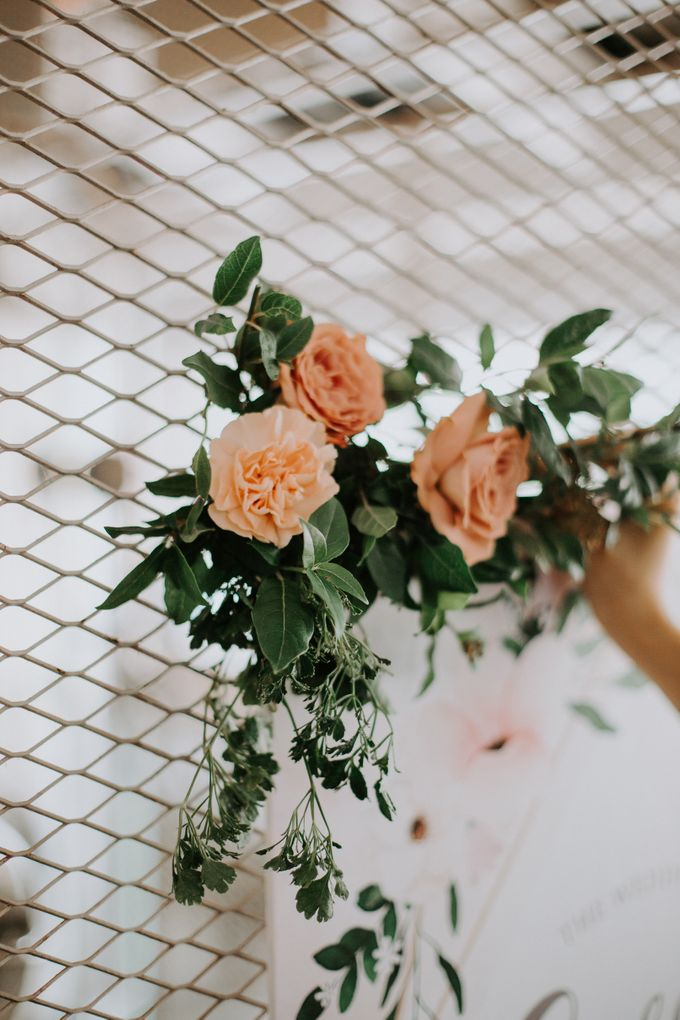 A Romantic Industrial Wedding by The Cat Carousel - 014