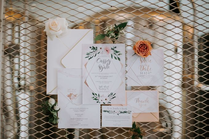A Romantic Industrial Wedding by French Toast Productions - 012